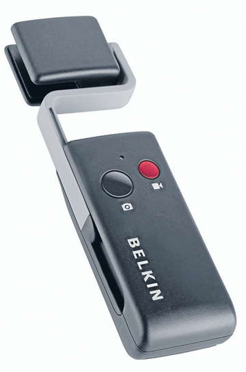 SNAP: LiveAction Camera Remote for iPod touch and iPhone 4.