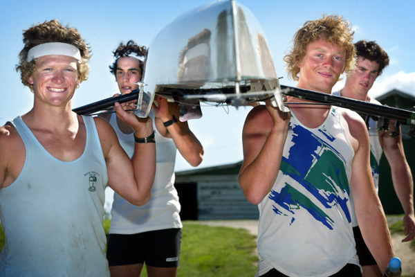 Picton rowers