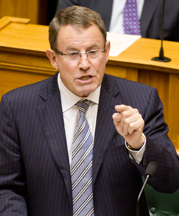 NO PROSECUTION: John Banks has faced accusations over donations given to his failed super-mayoralty campaign.