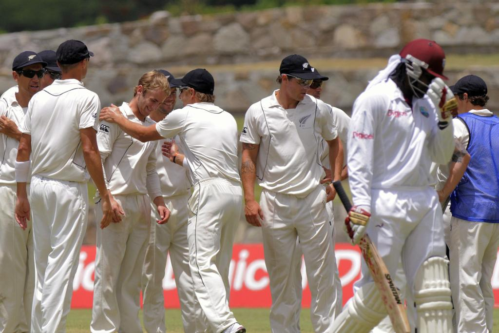 Black Caps v West Indies