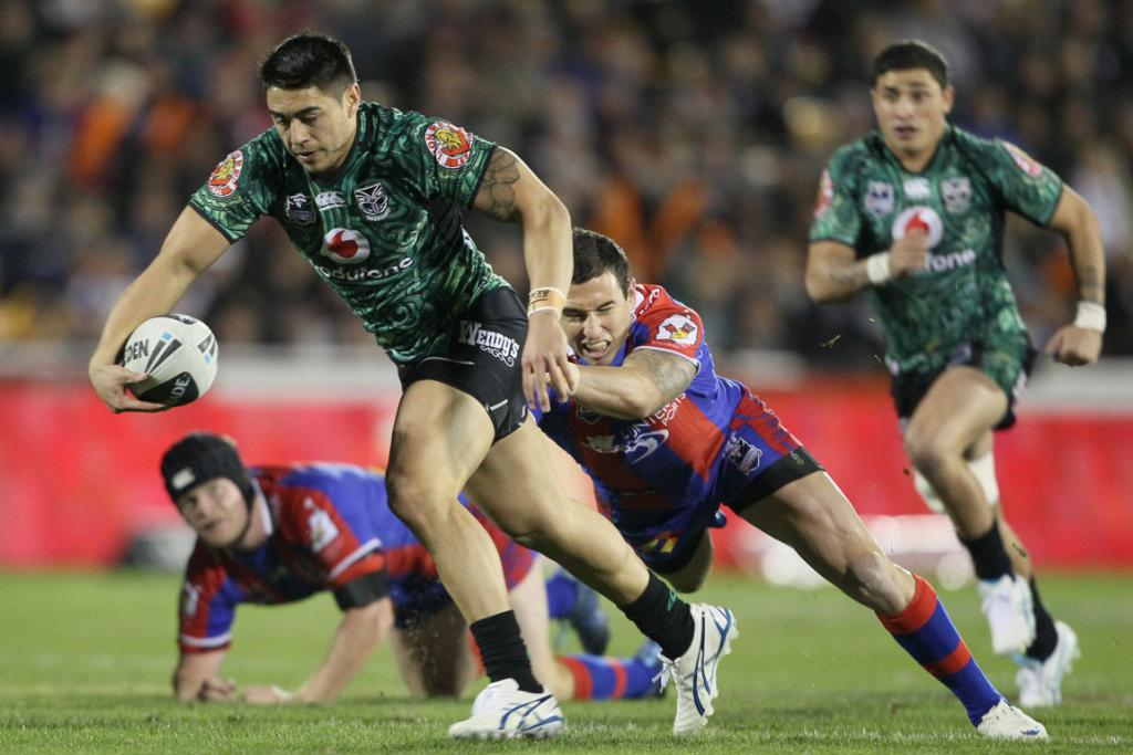 Warriors v Knights