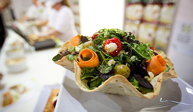 PRETTY DELISH: The Auckland Food Show is tantalising tastebuds this weekend at ASB Showgrounds.