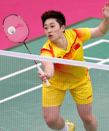 RETIRED: Yu Yang has retired from badminton after being disqualified from the London Olympics.