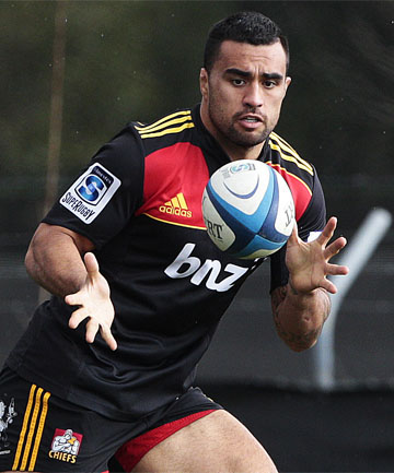 MISSING OUT? Some simple maths might be bad news for Liam Messam and Zac Guildford.