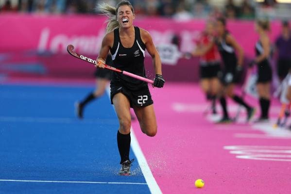 Women's Black Sticks beat USA