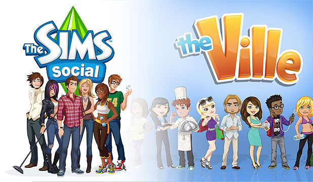 The Sims Social/The Ville