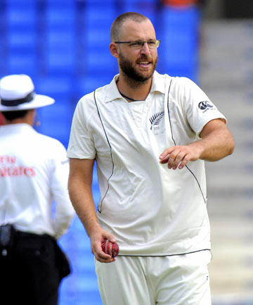 DOORS OPEN: Daniel Vettori is unlikely to be fit for the tour of India.