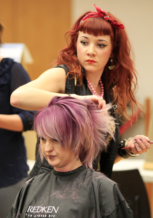 Hairdresser To Compete In Nationals Stuff