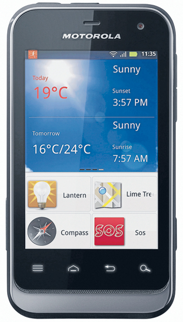 GIVEAWAY: iTimes has one Motorola Defy Mini to give away.
