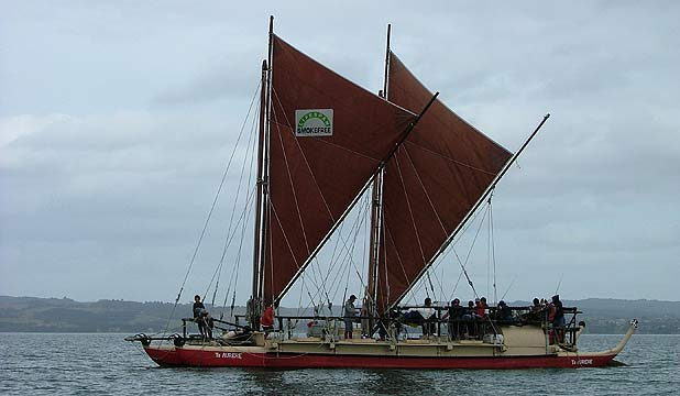 WAKA: A crew of 18 men and five women from iwi across the country will make the six to eight week journey.