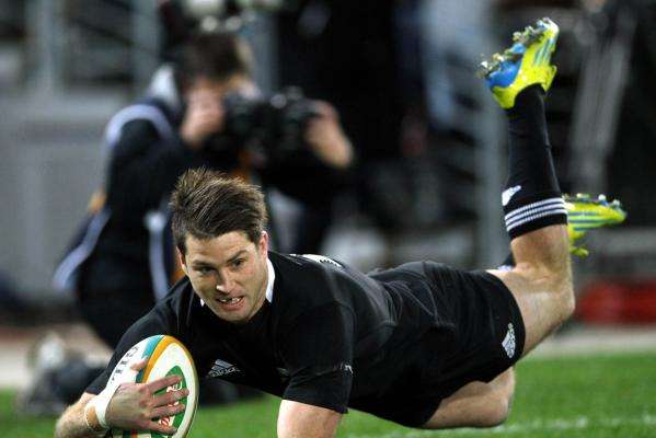 Bledisloe Cup: Game one