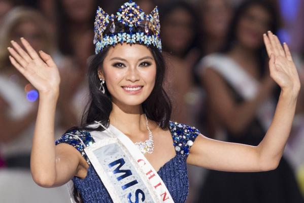 current miss world