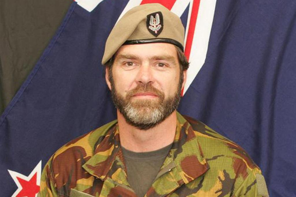 Corporal Doug Grant, 41. Killed during Taleban attack in Kabul, August 2011.