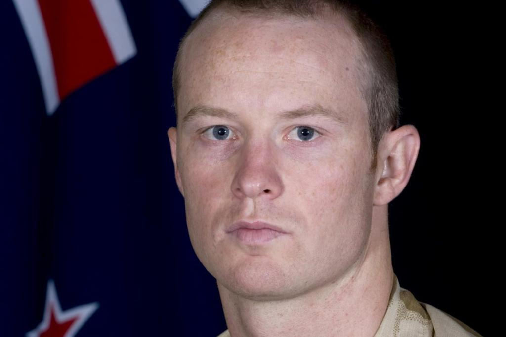 Lieutenant Tim O'Donnell, 28. Killed when his convoy was ambushed in Bamiyan, August 2010.