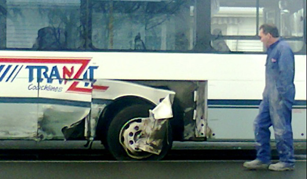 Masterton bus crash