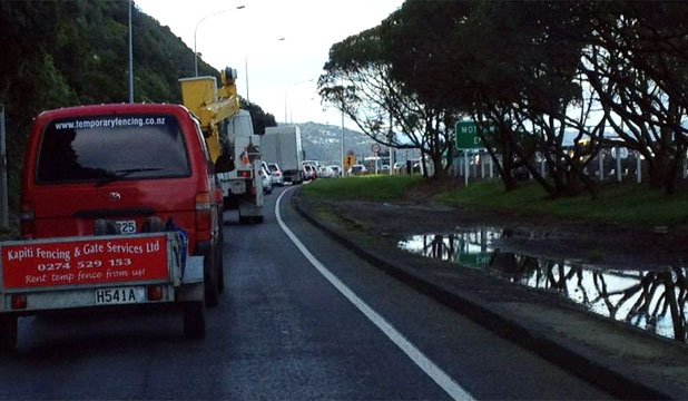 Hutt Rd crash