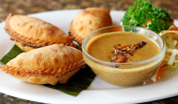 TRY THIS: Curry puffs