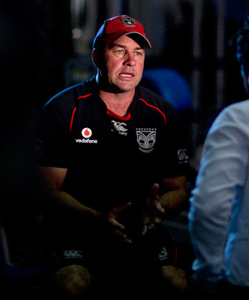 BRIAN McCLENNAN: Signed on with the Warriors for two seasons after Ivan Cleary left for Penrith, and his departure after not even completing one hints he is the victim of a panicked management desperate for results.