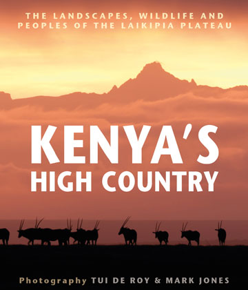 Kenya's High Country, Bateman, 160pp, $69.