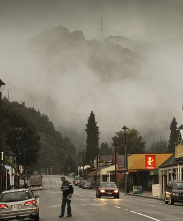 Reefton on the West Coast