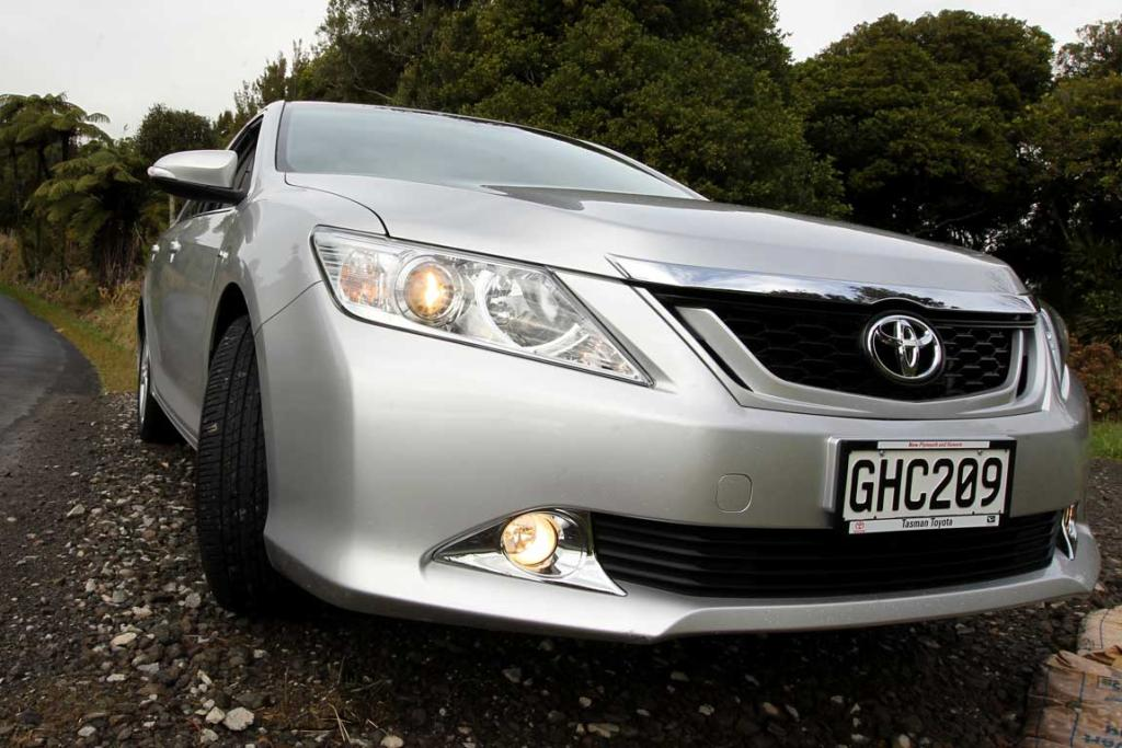 2012 Toyota Aurion Touring 3.5P.