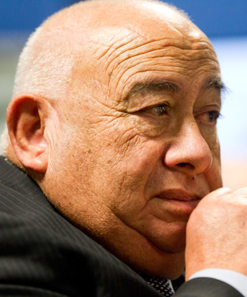 SCANDAL: Ngatata Love has stood down from a chairmanship while an investigation into financial dealings at the Tenths Trust is underway.