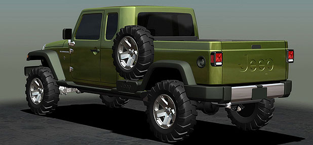 Jeep Ute Confirmed For 2015 Stuff Co Nz