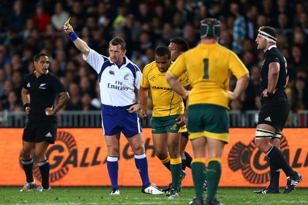 ABs v Wallabies