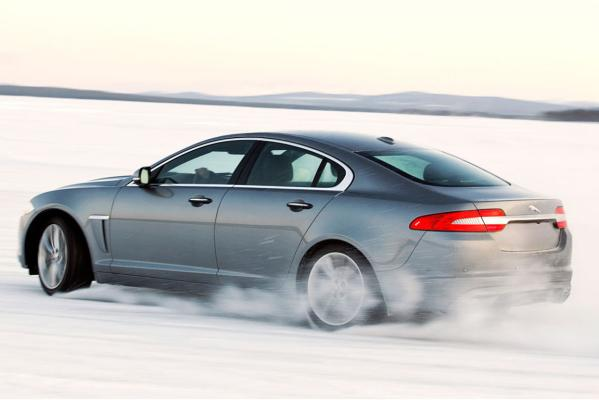 Jaguar all-wheel-drives