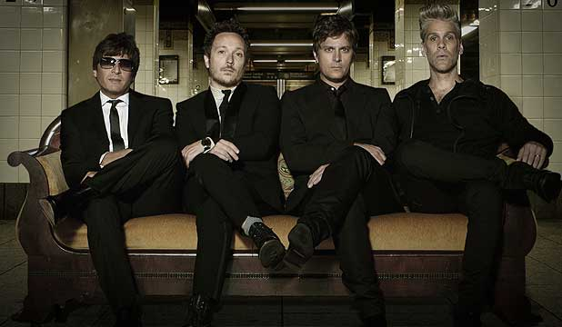 MATCHBOX 20: Back with their first full length studio album in a decade, North.