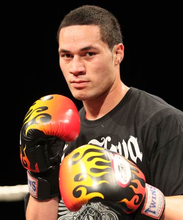 BIG DEAL: Kiwi boxer Joseph Parker is poised to sign a lucrative six-year, six-fight-a-year contract with Duco Events.