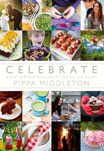 PUBLISHED AUTHOR: Pippa Middleton is publishing her first book: A guide to home entertaining.