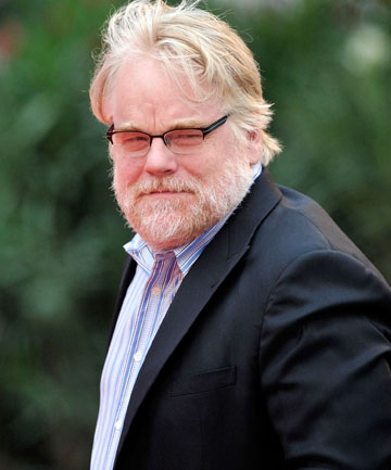 SHINES: Philip Seymour Hoffman performs well as the founder of a cult in new movie 'The Master'.