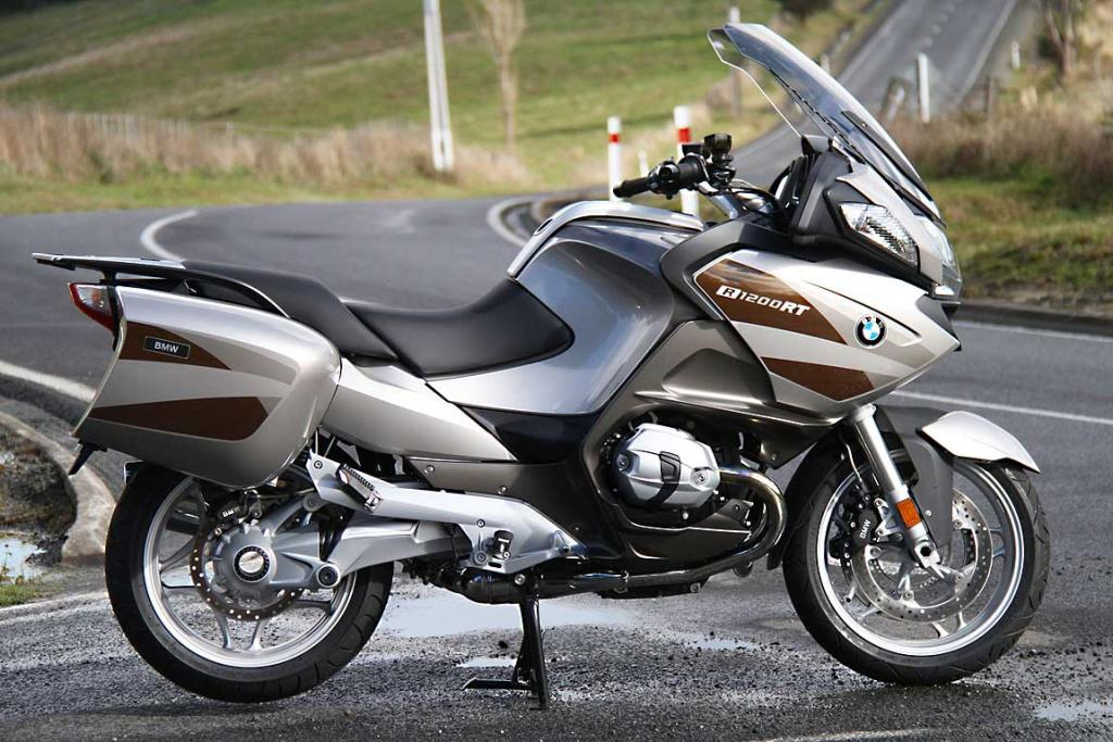 BMW R1200RT: It could be the last of a long line of fully-dressed air-cooled flat-twin touring bikes from the Bavarian brand.