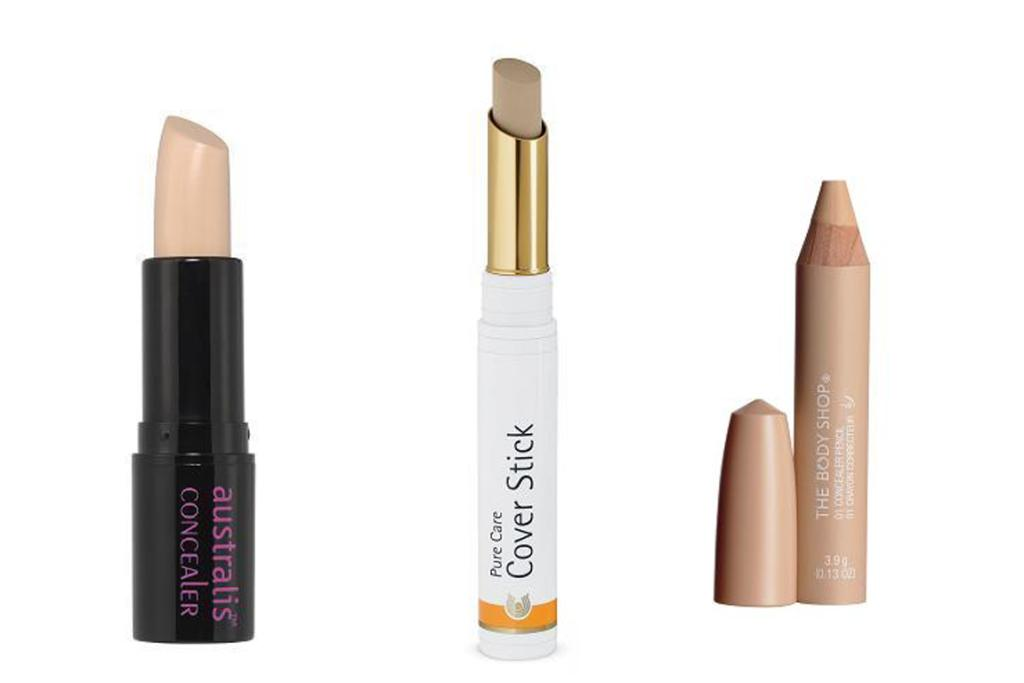 no makeup - concealers
