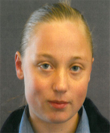 MISSING: Jamie Beardsmore is described as European with a petite frame and blonde shoulder-length hair.