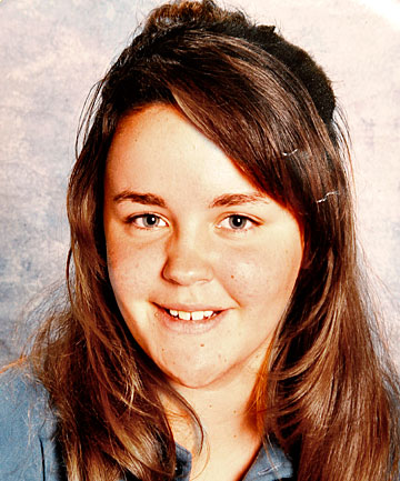 FAMILY'S LOSS: Amanda Crook-Barker, 12, died suddenly from  meningococcal disease.