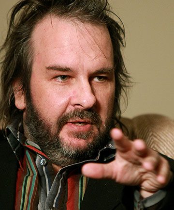 SCUPPERED: Peter Jackson.