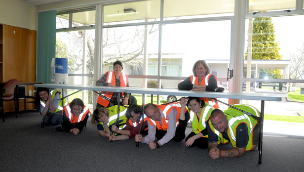 Tokoroa and Taumarunui Shakeout committee
