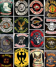 Gang patches generic