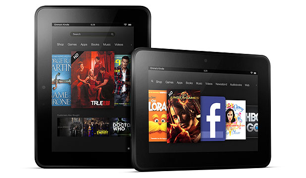 7-inch Kindle Fire HD