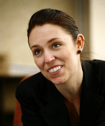 "JACINDA ARDERN: ""It's time the minister faced the big issues: job creation, skills and training, genuine efforts to assist people from wellness to work, and access to childcare."""