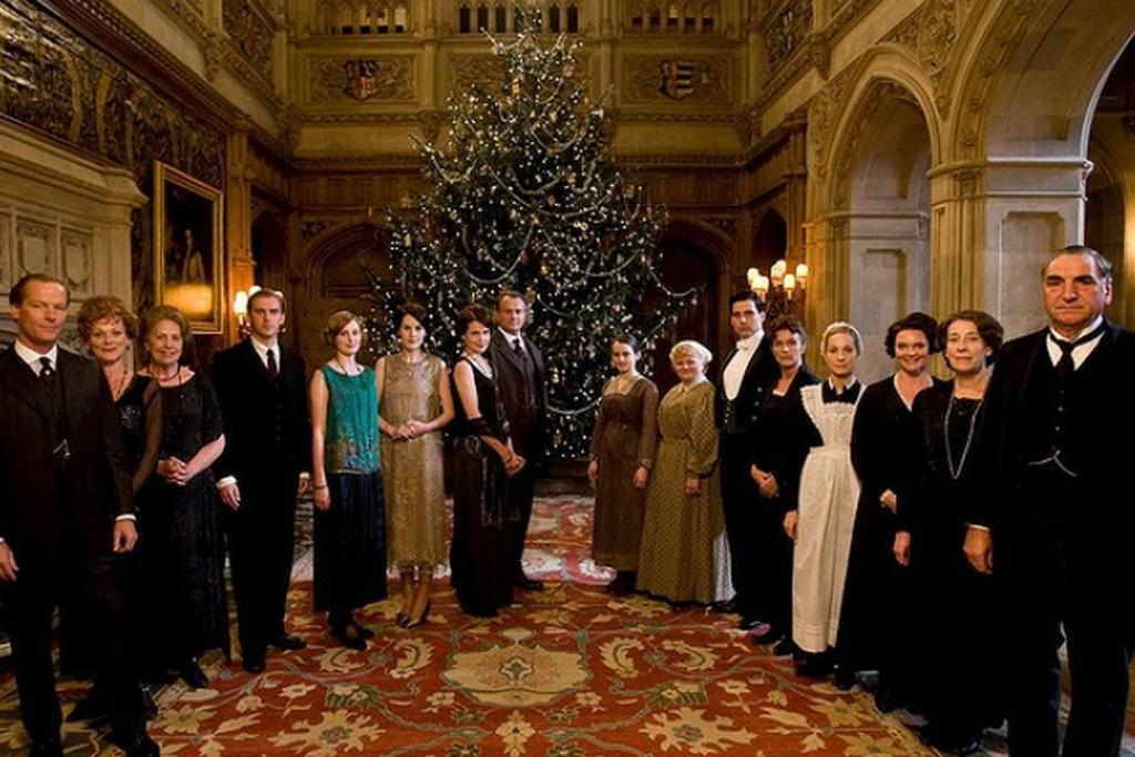 Downton Abbey - 16 nominations in 14 categories