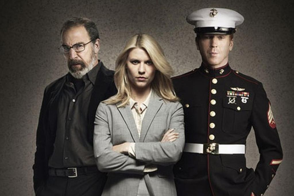 Homeland - 9 nominations in 9 categories