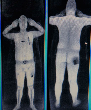 Naked Body Scanner