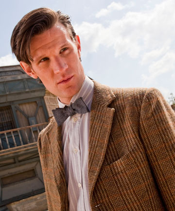 COMING TO NZ? Matt Smith is the 11th actor to play Doctor Who.