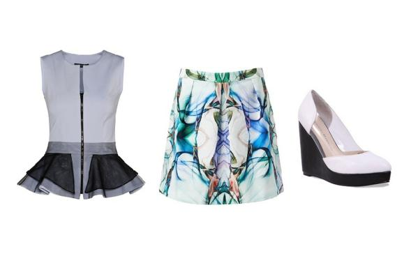 How-to: One skirt, five ways