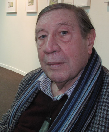 DON BINNEY: Friends and family have farewelled the artist and conservationist in Auckland.