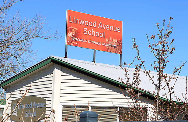 Linwood Avenue School