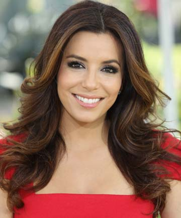 VISITING HOUSEWIFE: Eva Longoria is coming to New Zealand to promote a shopping channel.